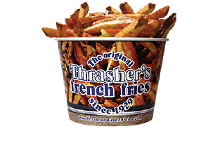 Bucket of Thrashers FRies